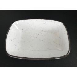 12 cm İnfinity Oval Kayık Tabak